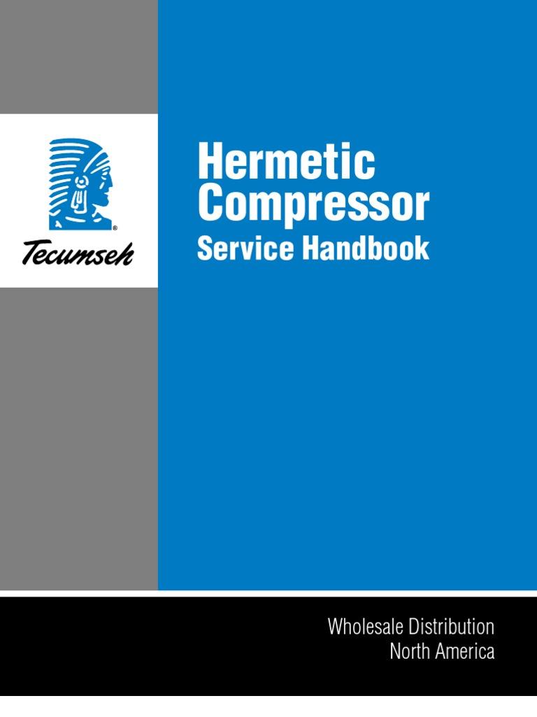Tecumseh Compressor Wiring Diagram - Wiring Diagrams Schema