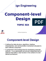 MELJUN CORTES JEDI Slides-4.6 Component-Level Design
