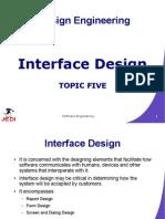 MELJUN CORTES JEDI Slides-4.5 Interface Design