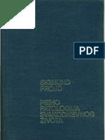 Sigmund Frojd - Psiho Patologija Svakodnevnog Zivota
