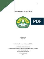 Osteoma Liang Telinga