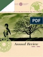 NRT Annual Report 1994-1995