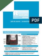 Manual Aastra 6731i