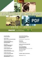 Estatística do Meio Rural 2010 - 2011