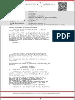 Reglamento Seguridad Minera Chile
