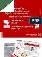 Diapositivas 2 Estructura Estándares - Univalle2008