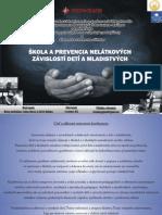 Škola a prevencia nelátkových závislostí detí a mladistvých