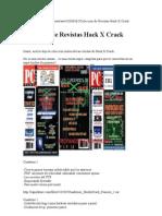 Coleccion de Revistas Hack X Crack FULL