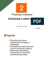 Proyectos Creativos 2
