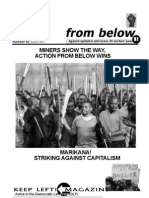 Socialism from Below September 2012