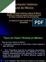Historia Cultura de Mexico