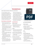 1210 Ip Deskphone Final
