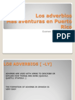Adverbios, WC Story