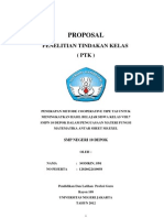 Contoh Proposal Ptk Sodikin