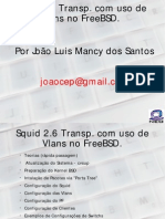 53-Squid 2 6 Transparente Com Uso de Vlans No Freebsd