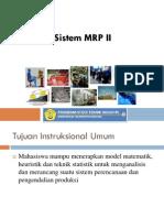 L.2.  Sistem MRP II