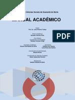 Manual Acadêmico