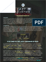 Art of Murder Cartas Del Destino