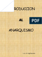 Introduccion Al Anarquismo