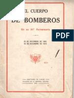 Los 50 Años del Cuerpo de Bomberos de Santiago