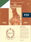 Los 120 Años del Cuerpo de Bomberos de Santiago