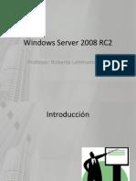Windows Server 2008 RC2