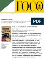 Newsletter de Outubro de 2012