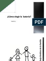 58492401 02 Eleccion de Bateria
