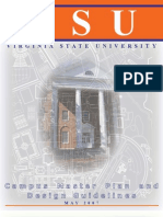 VSU Campus Master Plan and Design Guidelines