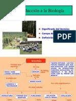 Presentacion de Biologia