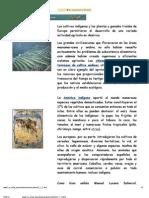 La Agricultura Durante La Nueva Espana
