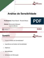 Análise de Sensibilidade - 17-10 - OFICIAL