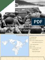3° - Anim La Seconde Guerre mondiale, une guerre d'anéantissement (1939-1945)