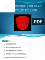PRESENTACION PRIMERA diseño reservorio