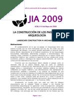 7-La Construcción de Paisajes en Arqueología