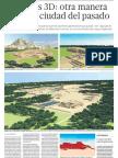 Arqueologia en 3d Peru
