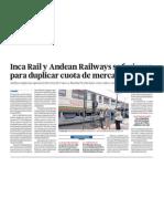 Fusion de Titanes Trenes Cusco