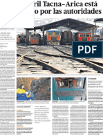 Historia Ferrocarril Tacna Arica