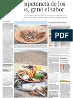 Historia Gastronomia Peru