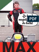 Jeugdjournaal Magazine nieuwsheld MAX