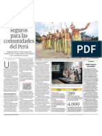 Las Nuevas Comunidades Nativas Peru