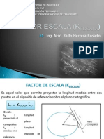 Factor Escala
