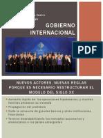 6.- Gob Internaciona