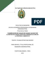 Perfil de Estructura Del Proyecto de Tesis (Imprimir)