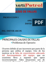 Analisis de Fallas Exp