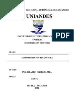 Silabo de Administracion Financiera[1]