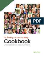 Healthy Lunch Challenge Cookbook