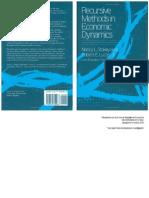 Stokey, Nancy & Robert Lucas - Recursive Methods in Economic Dynamics.pdf