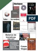 Recuperando la memoria de la Historia Social de Andalucía