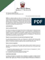 Resolucion N 000908 2012 JNE